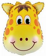 """Большая голова жирафа, 34""""/ 86 см"""