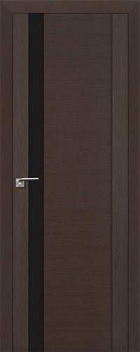 Межкомнатная дверь Профильдорс 62x , чёрный лак