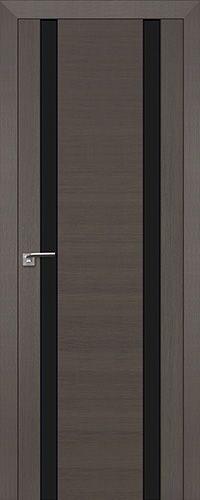 Межкомнатная дверь Профильдорс 63x , чёрный лак