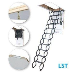 FAKRO Металлическая термоизоляционная лестница LST