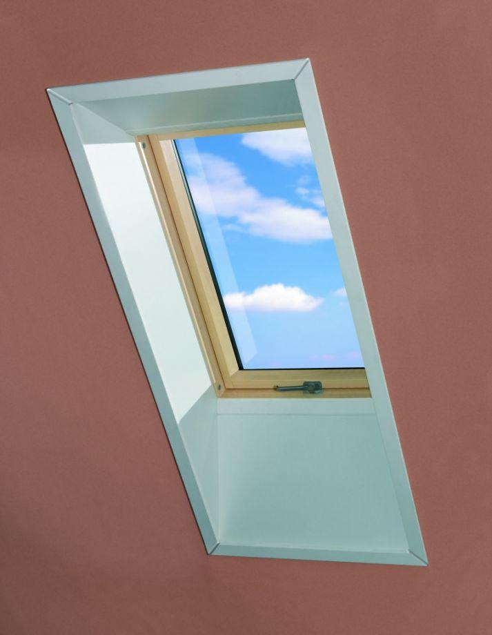 Откосы для деревянных мансардных окон XLW-F