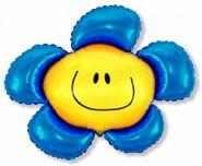 """Солнечная улыбка синий, 41""""/ 104 см"""