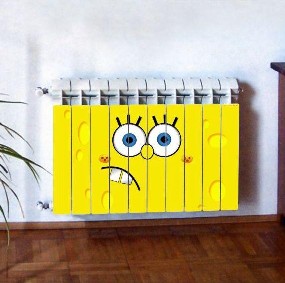 """Фотодекор для радиатора отопления """"Дети 0010"""""""
