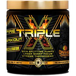 Предтренировочный комплекс TRIPLE X (GOLD STAR) 30 порций