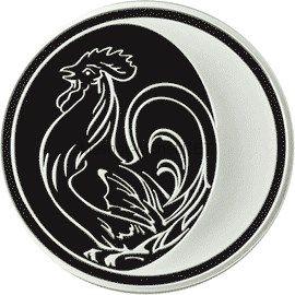 3 рубля 2005 г. Петух