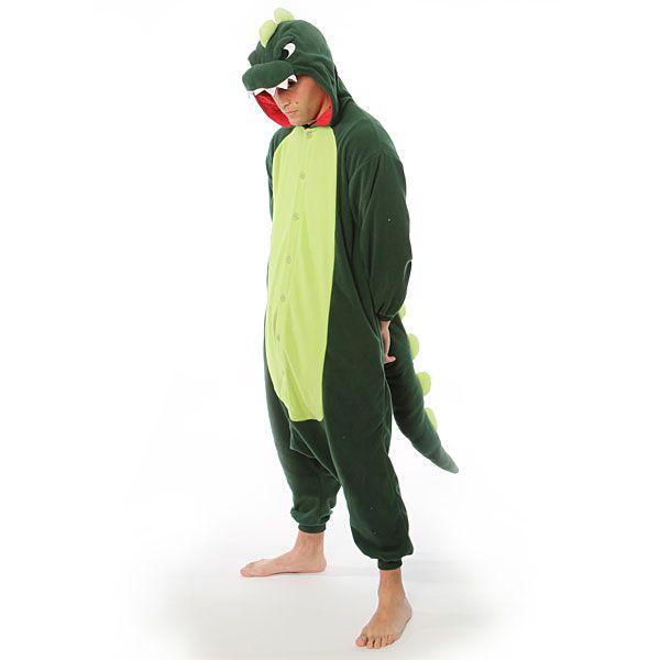 Пижама Кигуруми Динозавр Премиум