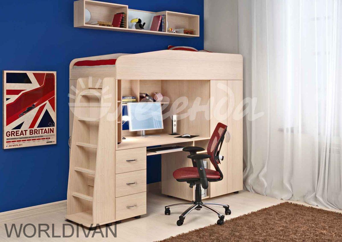 Комплект мебели Легенда 1 (универсальная)