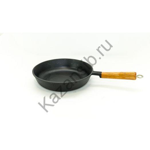 Сковорода чугунная д. 240