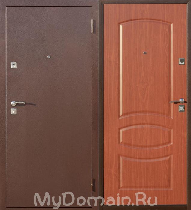 """Дверь """"Стройгост 7-2"""" (Итальянский орех)"""