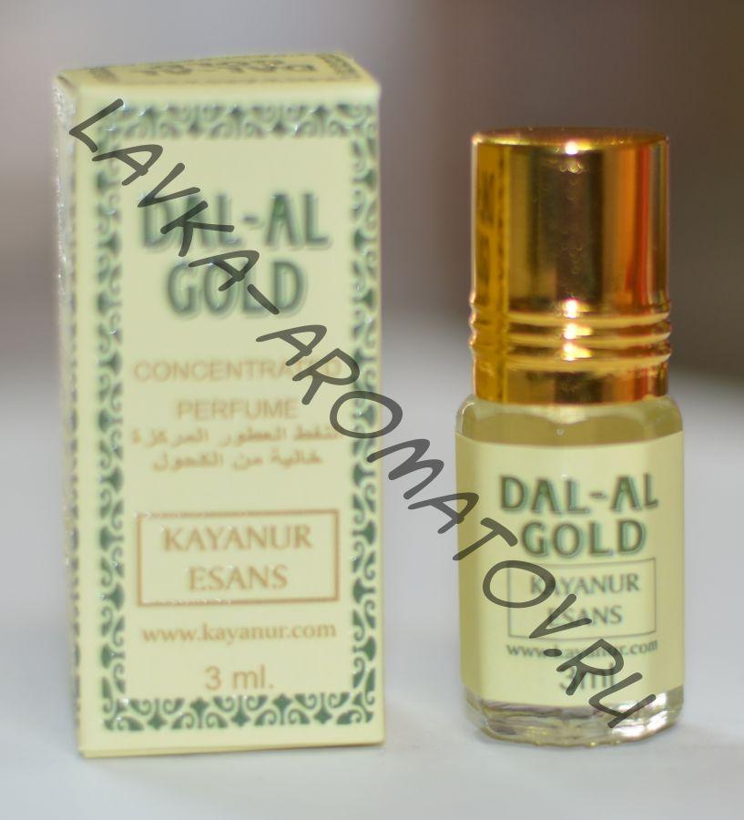 Миск Dal Al Gold