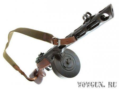 ППШ 41 пистолет-пулемет Шпагина СХП. Купить ППШ - стреляющий макет.