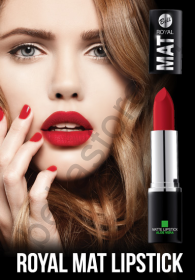 Матовая помада Royal Mat Lipstick