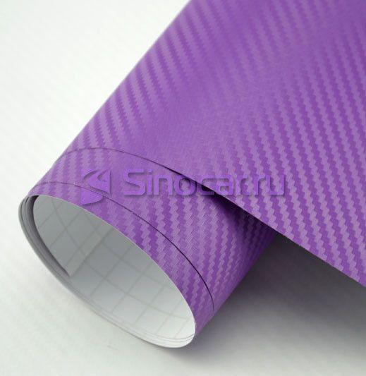 Фиолетовый 3D-Карбон Five Star, Korean