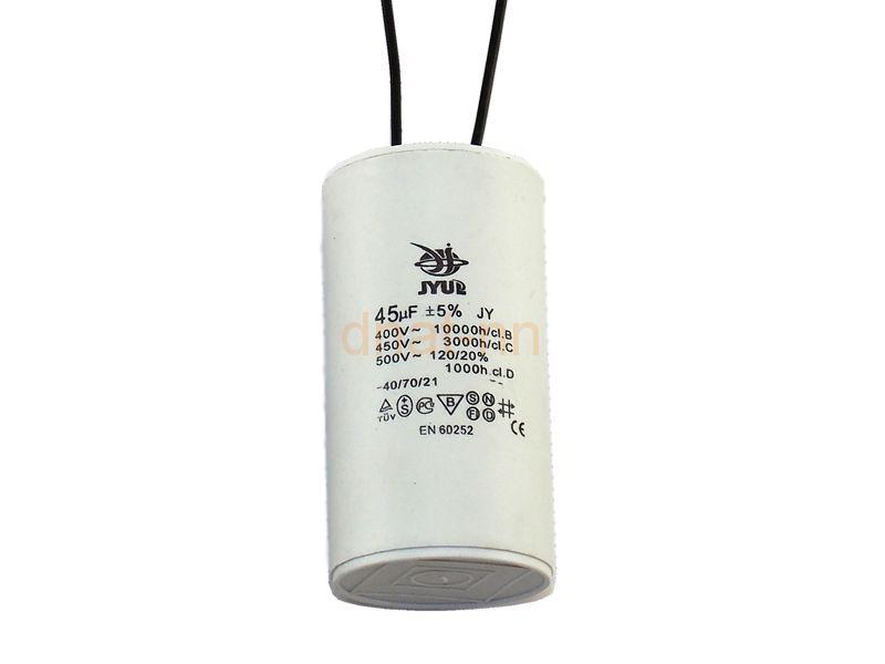 Конденсатор для ДНаТ 400 Ватт 45 мкФ