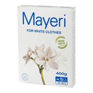 Стиральный порошок для стирки белого Mayeri White 400 г