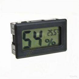 мини цифровой термометр гигрометр