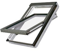 Пластиковое мансардное окно PTP U3, PTP-V U3