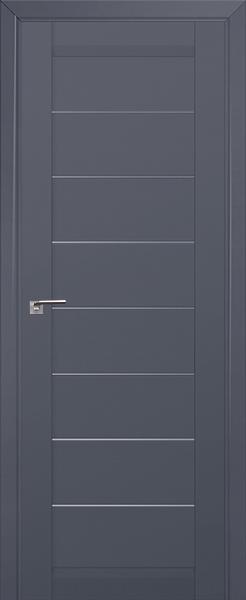 Межкомнатная дверь Профильдорс 71U Антрацит