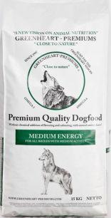GREENHEART Medium Energy