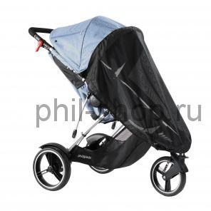 УФ защита (москитная сетка) на основное сидение коляски Dash