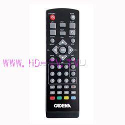 Пульт дистанционного управления для приемников CADENA HT-1290, HT-1658, HT-1110, HT-1302