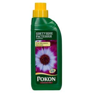 Минеральное удобрение для цветущих растений Pokon
