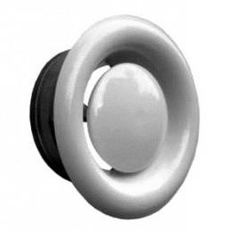 Диффузор металлический DVS, вытяжной, 100 мм