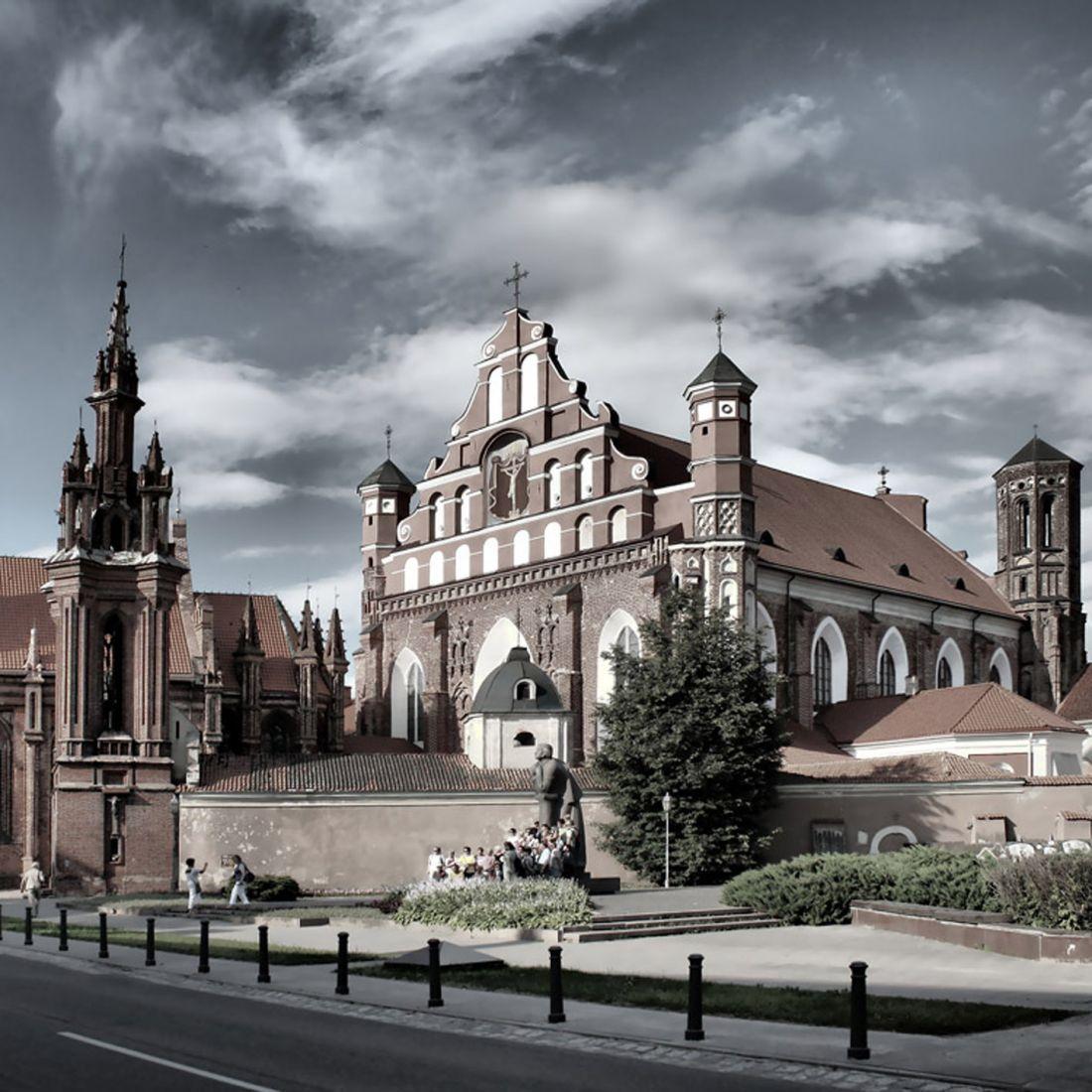 В Вильнюс-Тракай* на выходные: экскурсии, шоу-дегустации, шопинг - на выбор!