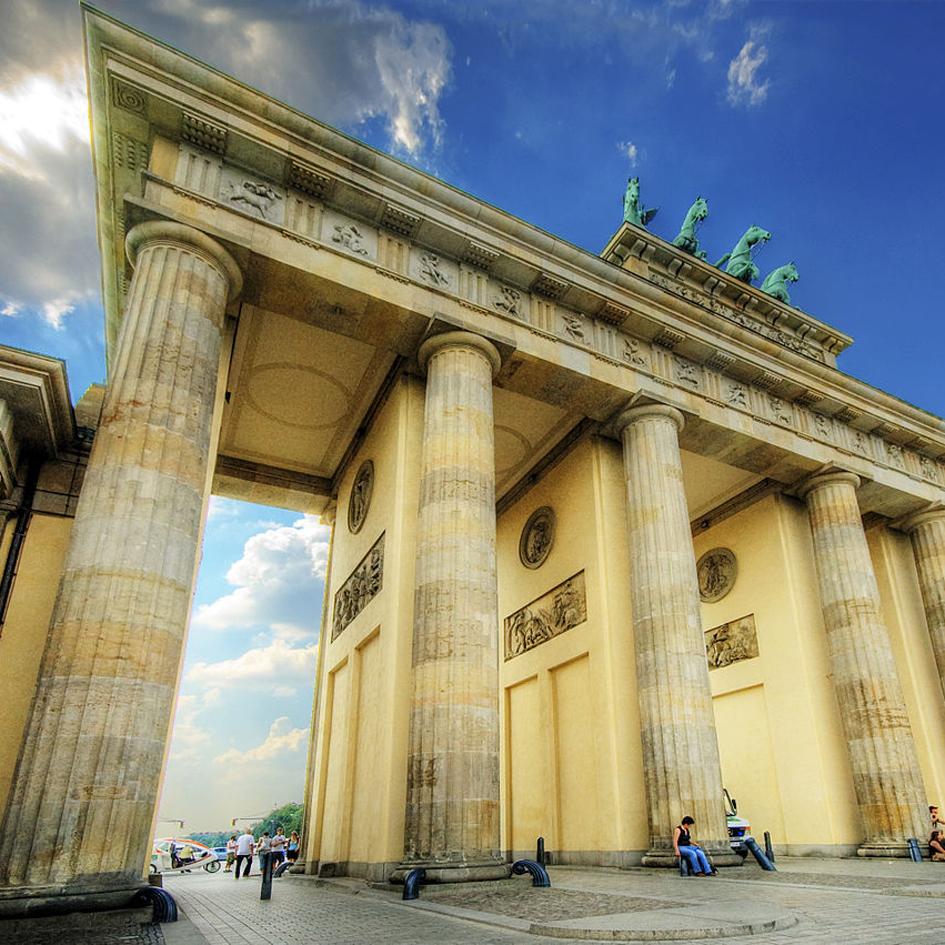 Берлин-Амстердам- Дрезден