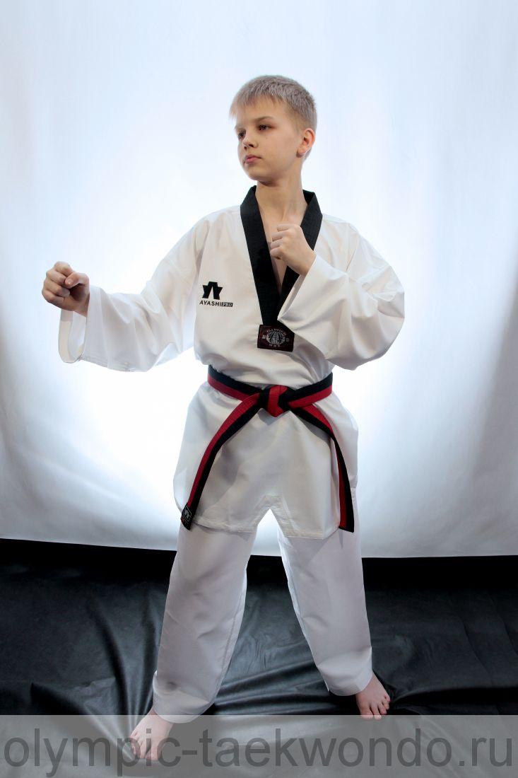 Добок для тхэквондо WTF Fighter Ayashi