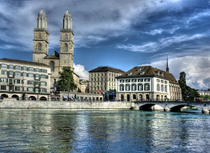 Вена – Милан – Ллорет-де-Мар (6 дней!) – Лион – Женева – Цюрих – Зальцбург
