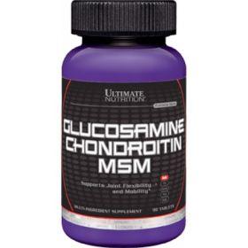 Ult Glucosamine & Chondroitin & MSM 90tab