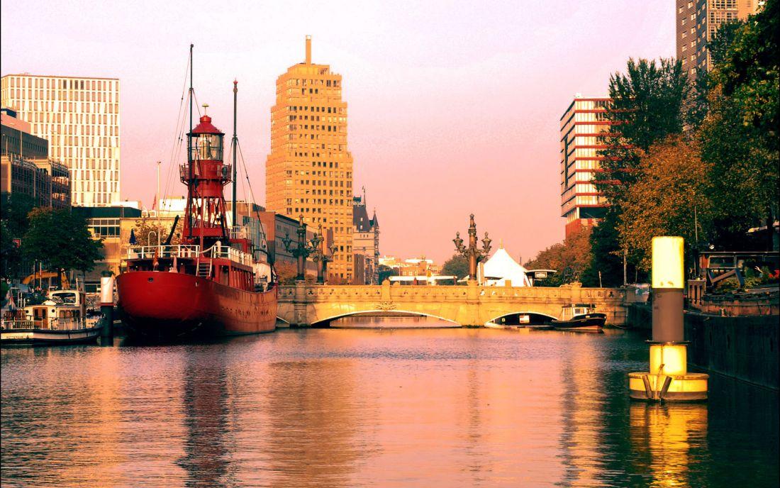 Рига – Стокгольм – Копенгаген – Бремен – Амерсфорт – Амстердам – Роттердам* – Потсдам* – Берлин – Варшава