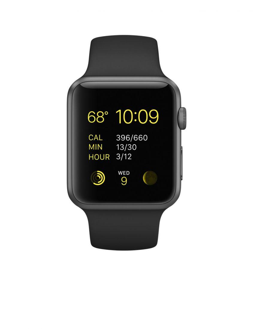 Умные часы Apple Watch Sport 42mm Space Gray