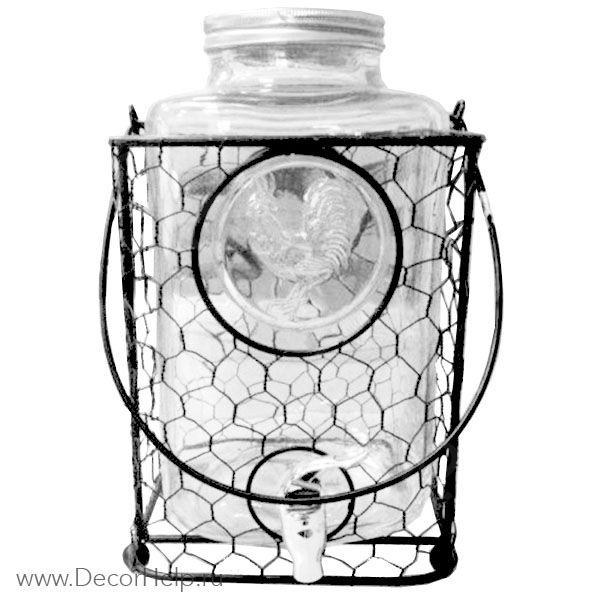 Диспенсер для лимонада арт: DL005