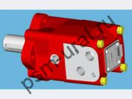 Гидромотор МГП 400 Р