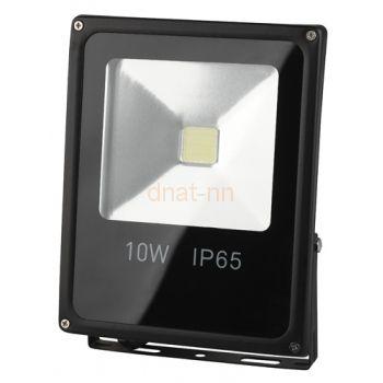 Прожектор светодиодный 10Вт ЭРА 6500к