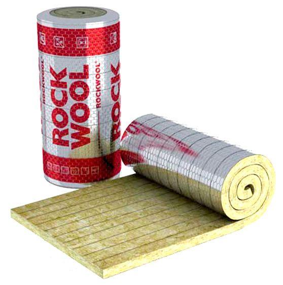 Rockwool ALU 1 WIRED MAT 105 (50 мм)