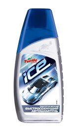 Синтетический быстросохнущий автошампунь ICE Rapid Dry Wash FG6481 объем: 500 мл