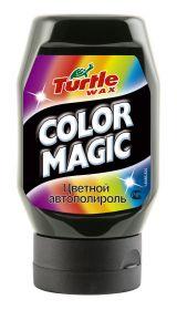 Цветной автополироль COLOR MAGIC темно-серый FG6488 объем: 300 мл