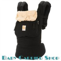 ERGO BABY CARRIER Original Black-Camel