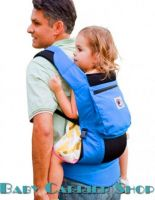 ERGO BABY Carrier Performance Collection True Blue BCP42200