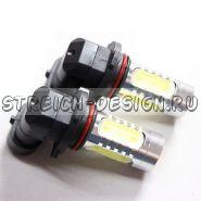 Светодиодная лампа HB4(9006) COB 7W белая 12V