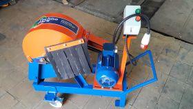 Мобильная (передвижная) дробилка для получения щепы ТПЩ-350м