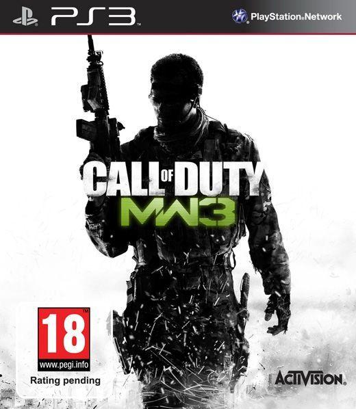 Игра Call of Duty : Modern Warfare 3 (PS3, русская версия)
