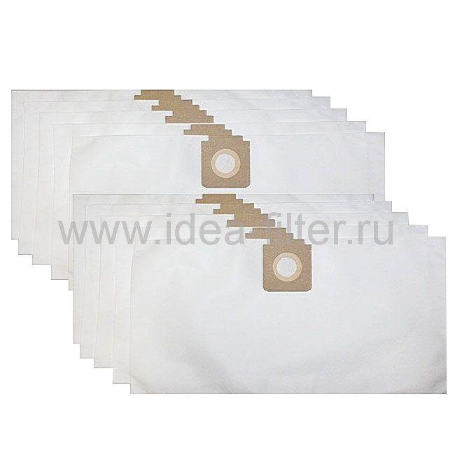 IDEA NL-01 - мешок для пылесоса NILFISK GD 930 10 штук синтетический одноразовый