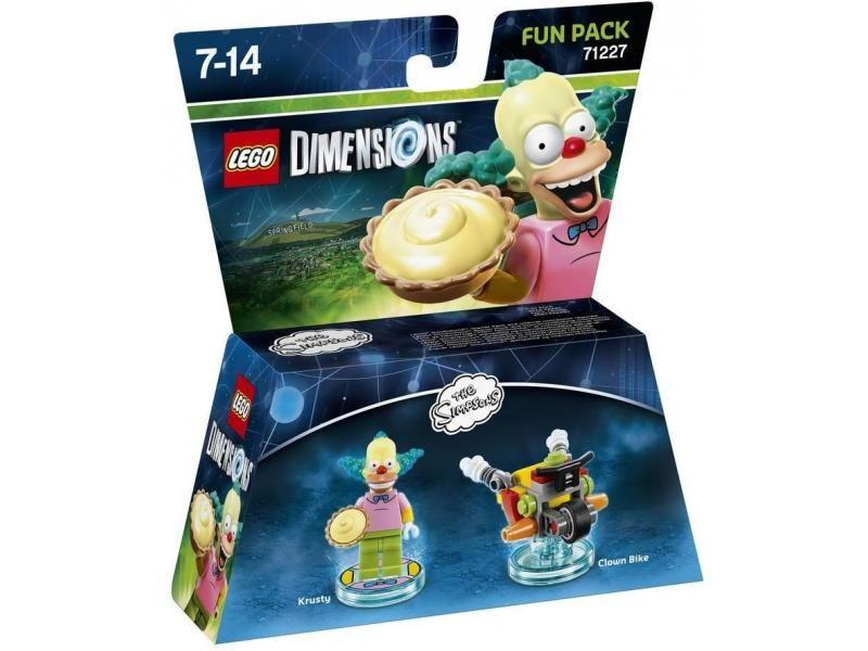 Lego Dimensions 71227 Krusty (Красти)
