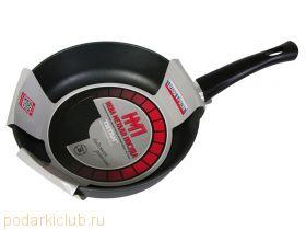 Сковорода Нева Металл 28 см Титан арт.9128 (код 43)