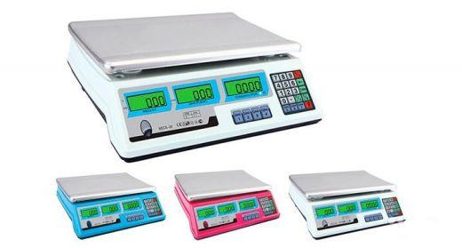 Весы торговые электронные Sprint NECS-30-1