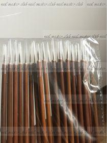Кисть для росписи бамбуковая